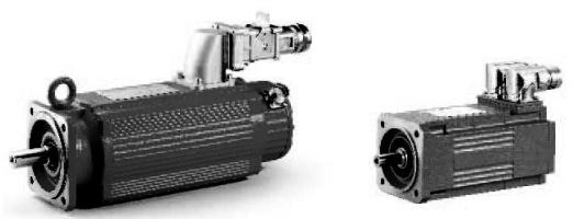 Пример серводвигателя