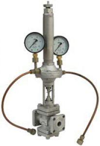 Регулятор давления и расхода универсальный, (d 172 0.04 - 0.16 MПа)