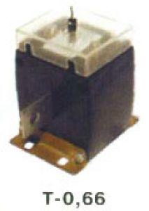 Трансформатор тока т-066 предназначен для передачи измерительной информации измерительным приборам в установках