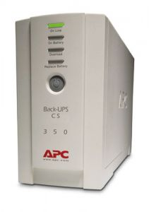Back-UPS CS 350VA Complete System Protection, Equipment Protection Policy, USB or serial connectivity and software, Data line surge protection